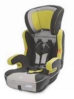 Нове автокрісло Jumbo Trendy (9-36 кг)
