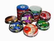 Чистые болванки DVD CD-R Videx Esperanza Titanum LS-Medua оптом — Льві